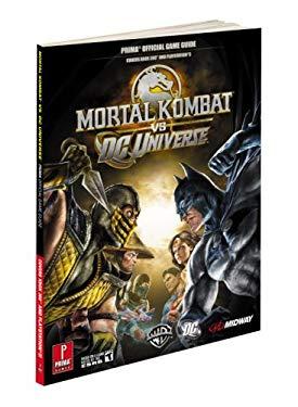 Mortal Kombat vs. DC Universe 9780761561552