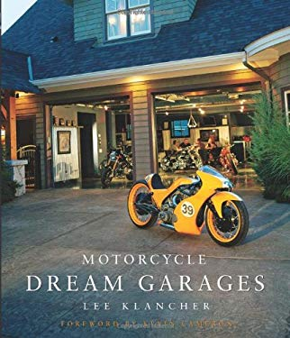 Motorcycle Dream Garages 9780760335505