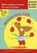 Mouse Has Fun: Brand New Readers 9780763613587