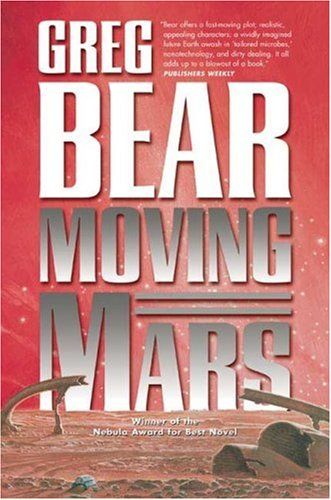 Moving Mars 9780765318237