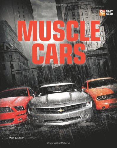Muscle Cars 9780760338377