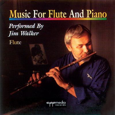 Music for Flute and Piano 9780769249162