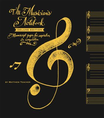 Musician's Notebook Deluxe Ed. 9780762448005