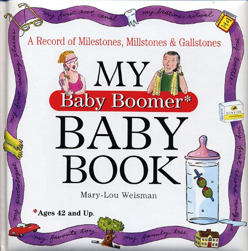 My Baby Boomer Baby Book 9780761143840