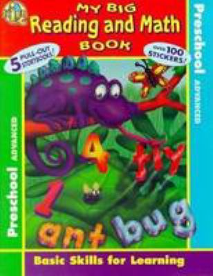 My Big Reading and Math Book: Preschool-Advanced 9780768100150