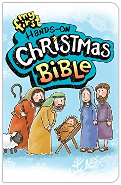 My First Hands on Christmas Bible 9780764485657