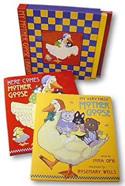 My Mother Goose Library Boxed Set: My Very First Mother Goose/Here Come Mother Goose 9780763611774