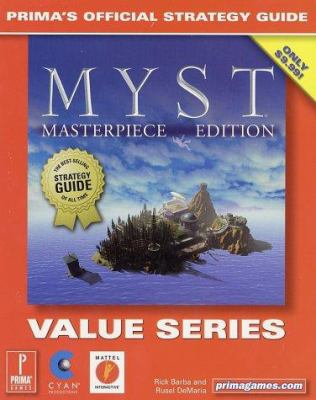Myst (Value Series): Prima's Official Strategy Guide 9780761528944