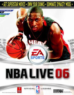 NBA Live 06 9780761551492