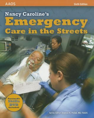 Nancy Caroline's Emergency Care in the Streets [With DVD] 9780763781729