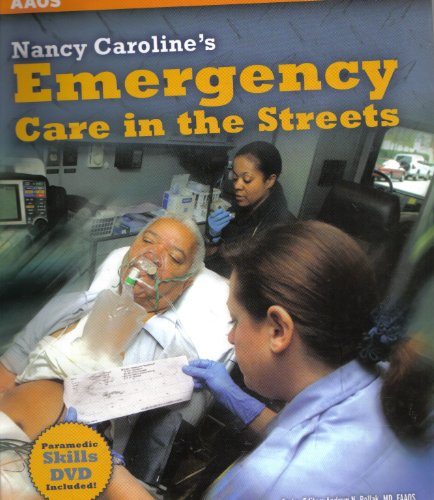 Nancy Caroline's Emergency Care in the Streets - Single Volume 9780763764692