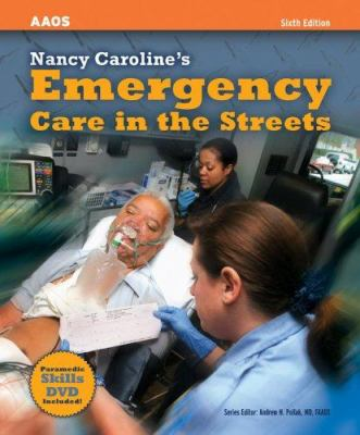 Nancy Caroline's Emergency Care in the Streets [With DVD] 9780763729073