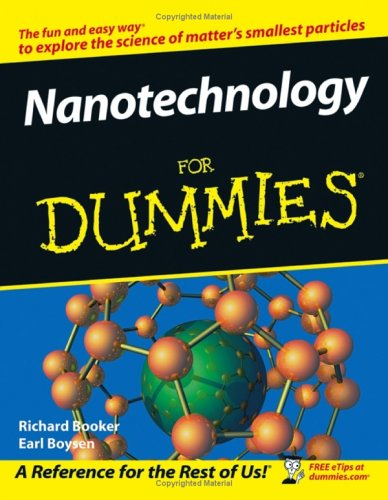 Nanotechnology for Dummies 9780764583681