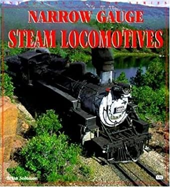 Narrow Gauge Steam Locomotives 9780760305430