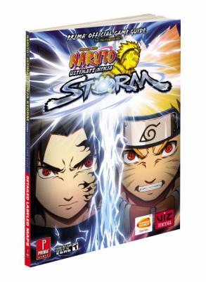 Naruto Ultimate Ninja Storm 9780761560241