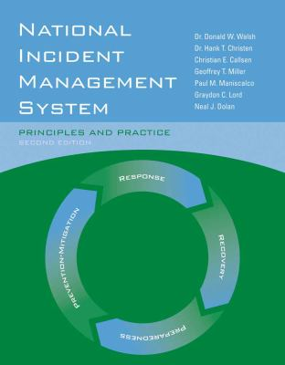 National Incident Management System: Principles and Practice 9780763781873