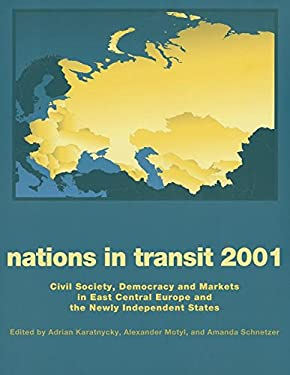 Nations in Transit 2000-2001 9780765808974