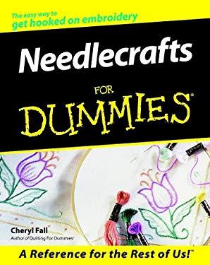 Needlecrafts for Dummies 9780764552014