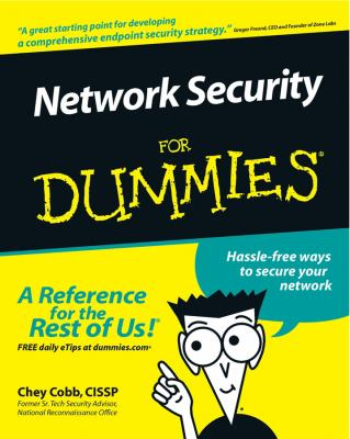 Network Security for Dummies 9780764516795