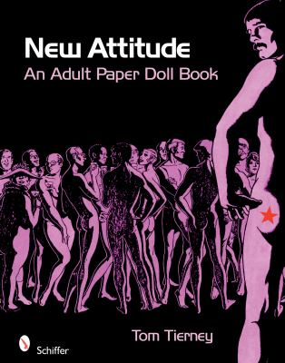 New Attitude: An Adult Paper Doll Book 9780764329852
