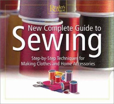 New Complete Guide to Sewing 9780762104208