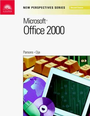 New Perspectives on Microsoft Office 2000, Second Course 9780760064337