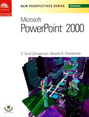 New Perspectives on Microsoft PowerPoint 2000 - Introductory 9780760070925