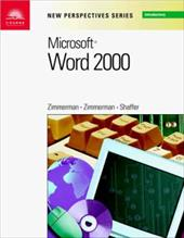 New Perspectives on MS. Word 2000 : Introductory -  Zimmerman, Beverly B., Paperback