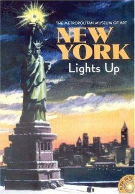 New York Lights Up 9780764159602