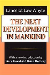 Next Development of Mankind (Ppr)