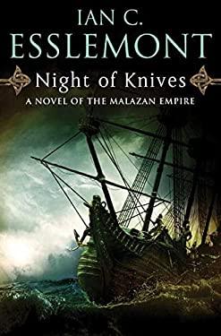 Night of Knives: A Novel of the Malazan Empire 9780765323699