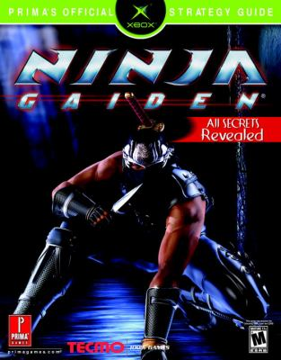 Ninja Gaiden: Prima's Official Strategy Guide 9780761544166