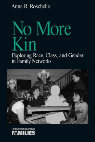 No More Kin: Exploring Race, Class, and Gender in Family Networks 9780761901587