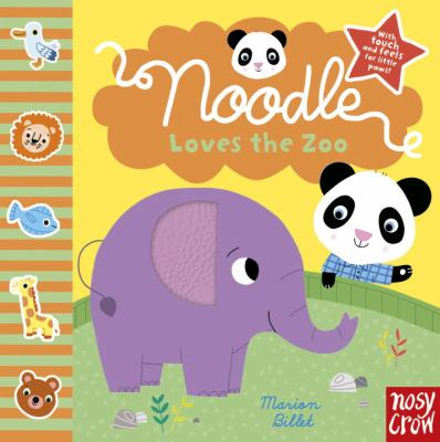 Noodle Loves the Zoo 9780763665494