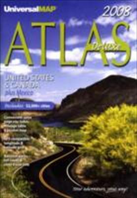 North America Atlas: Deluxe - Um.A2008 9780762558322
