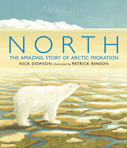 North: The Amazing Story of Arctic Migration 9780763652715