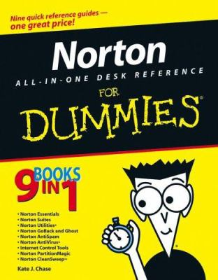 Norton All-In-One Desk Reference for Dummies 9780764579936