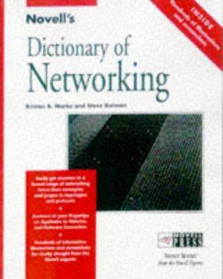 Novell's Dictionary of Networking 9780764545283