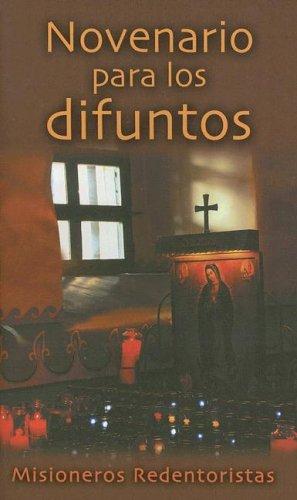 Novenario Para Los Difuntos: Misioneros Redentoristas 9780764812484