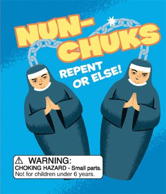 Nun-Chuks: Repent or Else! 9780762437078