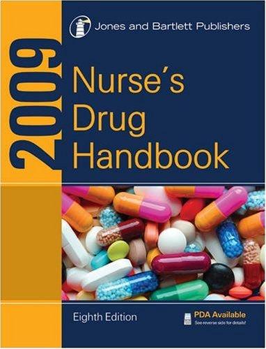 Nurse's Drug Handbook 9780763765477