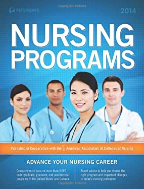 Nursing Programs 2014 9780768937527
