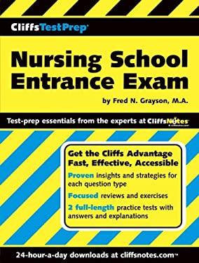 Nursing School Entrance Exam 9780764559860