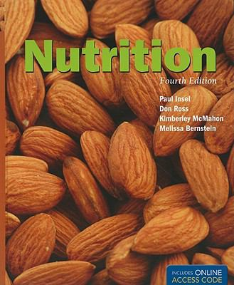 Nutrition [With Access Code] 9780763776633