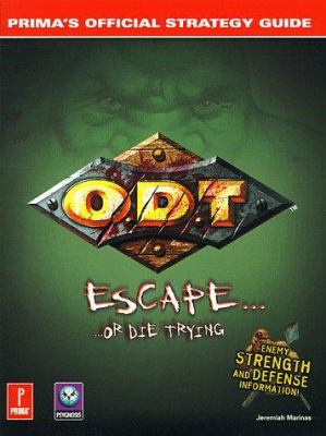 O.D.T.: Official Strategy Guide 9780761518761