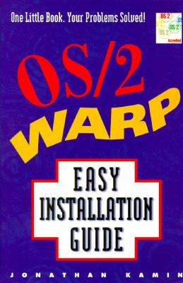 OS/2 Warp: Easy Installation Guide 9780761500995