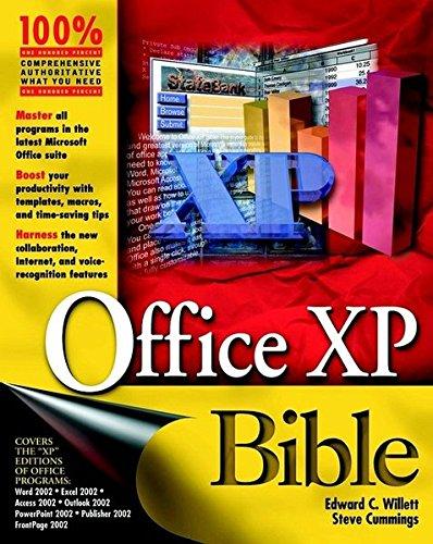 Office XP Bible 9780764535925