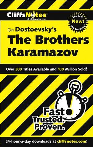 On Dostoevsky's the Brothers Karamazov 9780764538131