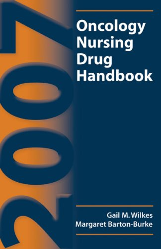 Oncology Nursing Drug Handbook 9780763743062