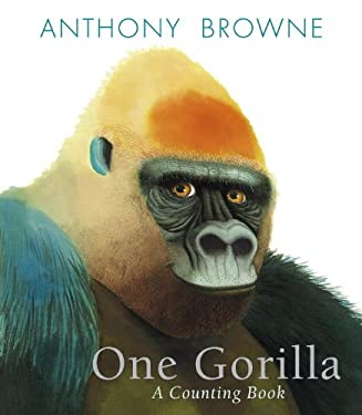 One Gorilla: A Counting Book 9780763663520